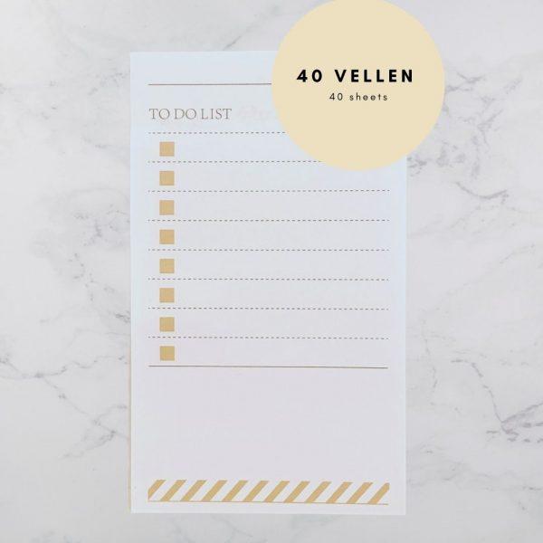 Sticky Notes To do List.